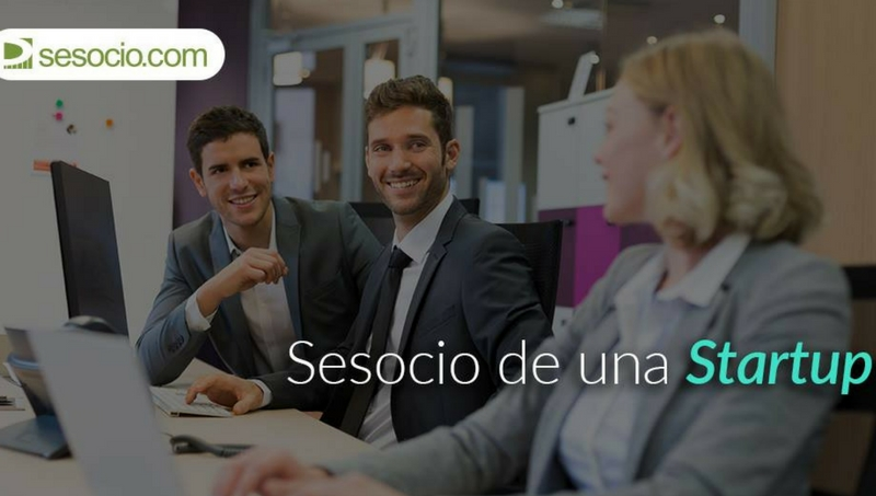 SeSocio is an Argentine startup that allows users to finance projects, products